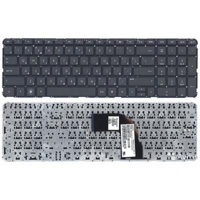 Клавиатура для ноутбука  HP 681980 (Pavilion: dv7-7000; Envy: m7-1000) Русская Черный Без подсветки