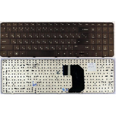 Клавиатура для ноутбука  HP G7-1000, G7T-1000 series (640208) Русская Черный Без подсветки Без фрейм