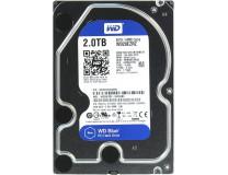 Жесткий диск Western Digital WD20EZRZ Western Digital 3.5 2 ТБ 5400 об/мин 64 МБ SATA III HDD