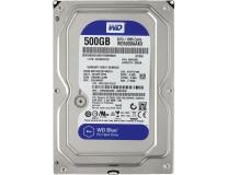 Жесткий диск Western Digital WD5000AAKX Western Digital 3.5 500 ГБ 7200 об/мин 16 МБ SATA III HDD