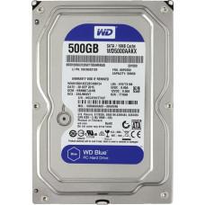 Жесткий диск Western Digital WD5000AAKX Western Digital 3.5' 500 ГБ 7200 об/мин 16 МБ SATA III HDD