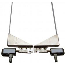 Петли для ноутбука ASUS 13GNLF1AM073-1_ (F5, F5SL) ASUS