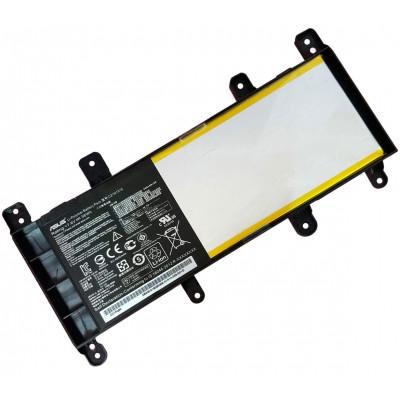 Батарея для ноутбука ASUS X756UJ, X756UA, X756UX, X756UB (C21N1515) Asus 38Wh 7.6V Чёрный