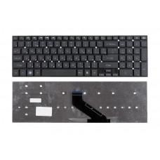 Клавиатура для ноутбука  ACER Gateway NV55S NV57H NV75S NV77H TS45 (Packard Bell TS11, TS11HR, TS13, TS44, LS11, LS13) Русская Черный Без подсветки Бе