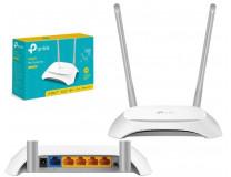 Маршрутизатор/роутер TP-Link TL-WR850N (N300 Wi-Fi роутер) TP-Link Ethernet 5 портов 2
