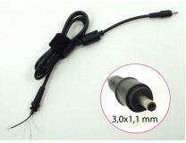 DC кабель питания для ноутбука ACER (3.0*1.1) 40W-65W 3.0*1.1