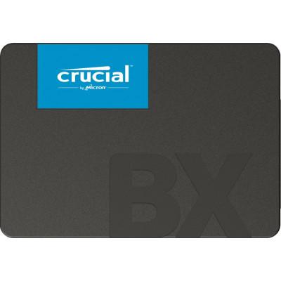 Жесткий диск Crucial BX500 (CT120BX500SSD1) Crucial 2.5' 120 ГБ 500/540мб/с TLC 3D SATA III SSD
