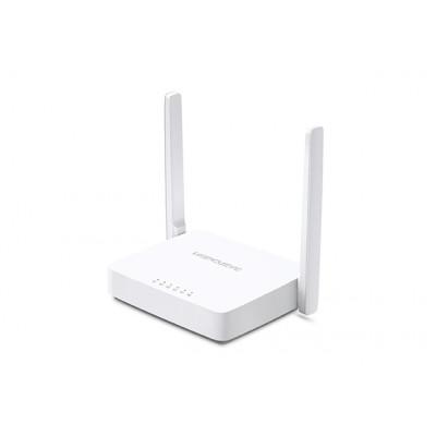 Маршрутизатор/роутер Mercusys MW305R Mercusys Ethernet 4 порта 802.11 b/g/n  300mbps 2