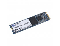Жесткий диск Kingston SA400M8/120G Kingston M.2 120 ГБ 320/500мб/с TLC 3D SATA III SSD