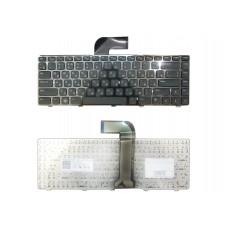 Клавиатура для ноутбука  Dell M5050, N4110, N5040 (PK130OF1B07 NSK-DX2SC) Русская Черный Без подсвет
