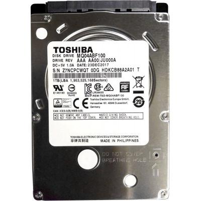 Жесткий диск Toshiba MQ04ABF100 Toshiba 2.5