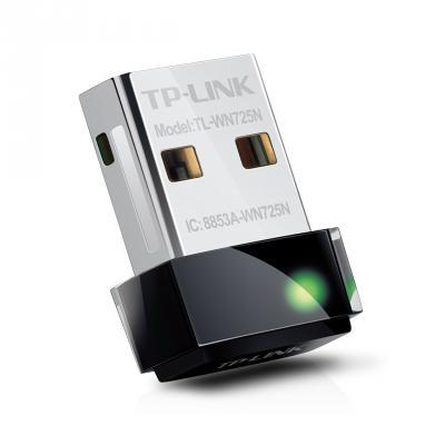 Сетевая карта TP-Link TL-WN725N TP-Link USB 2.0