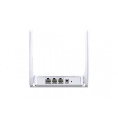 Маршрутизатор/роутер Mercusys MW301R Mercusys Ethernet 2 порта 802.11 b/g/n  300mbps 2
