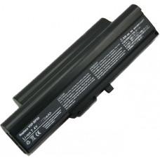 Батарея Sony VGP-BPS5 (Sony BPS5 (VAIO VGN-TX series)) Sony 7200mAh 7.4V Чёрный