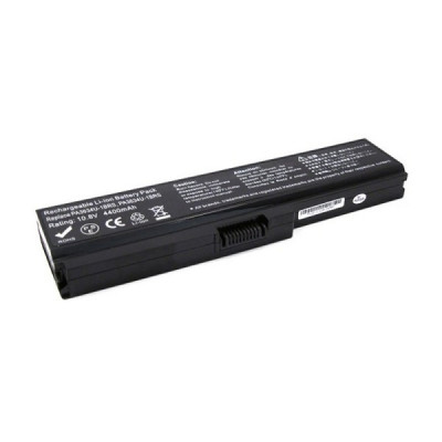 Батарея для ноутбука Toshiba A660, C650, L310, L515, L630, L635, L645 (PA3635U) 4400mAh  10.8 V Чёрный