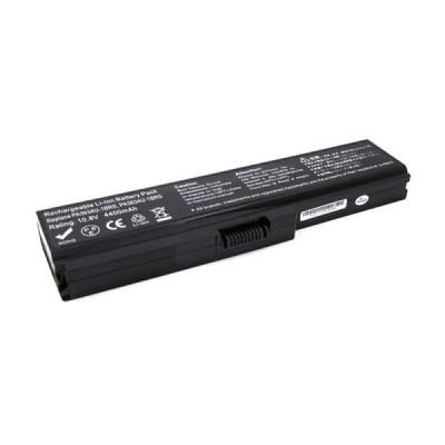 Батарея Toshiba PA3634 (A660, C650, L310, L515, L630, L635, L645, M300) Toshiba 4400mAh  10.8 V Чёрн