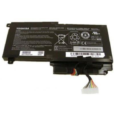 Батарея Toshiba PA5107 (Satellite L50 series) Toshiba 2838mAh 14.4 V Чёрный