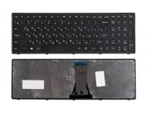 Клавиатура для ноутбука  Lenovo G500s,G505s,S510p (41368) Русская Черный Без подсветки С фреймом Len