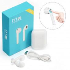 Наушники  TWS AirPro 'i11 5.0' (Touch sensor Беспроводные ) TWS вкладыши (earphones) Беспроводные