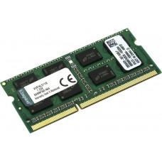 Модуль памяти Kingston KVR16LS11/8 (SODIMM DDR3L-1600 8192MB PC3L-12800) Kingston SODIMM DDR3L 8 ГБ