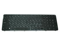 Клавиатура для ноутбука  HP 15-B, 15T-B, 15Z-B series Русская Черный