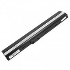 Батарея ASUS A32-K52 (A40, A42, A52, A62, B53, F85, F86, K42, K52, K62) Asus 5200mAh 11.1V Чёрный