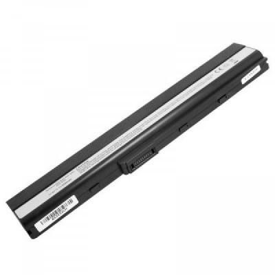 Батарея для ноутбука ASUS A32-K52 5200mAh (A40, A42, A52, A62, B53, F85, F86, K42, K62) Asus 5200mAh 11.1V Чёрный